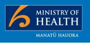 Ministry of Health Update for Essential Services Providers