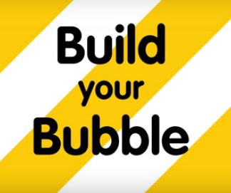 Build Your Bubble - a guide for older and disabled people