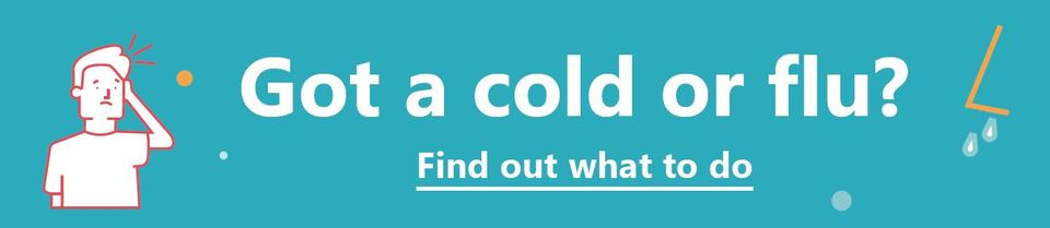 Cold and Flu Symptoms Factsheets