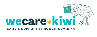 Charity partnership wecare.kiwi launched to assist carers and vulnerable people